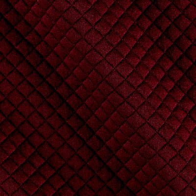 Telio Mini Quilted Knit Diamond Dark Wine