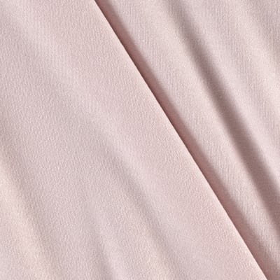 Telio Rayon Jersey Knit Baby Pink