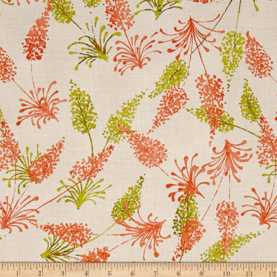 Dear Stella Blossom Flowers Cream/Orange