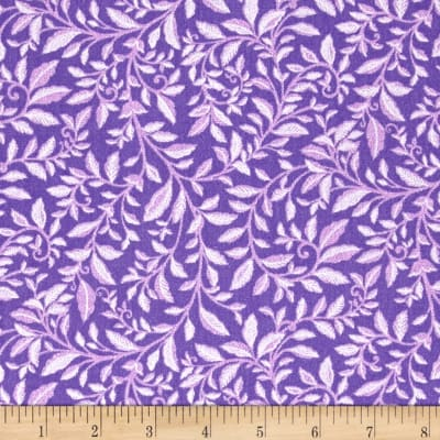 Piccadilly Falling Leaves Lavender