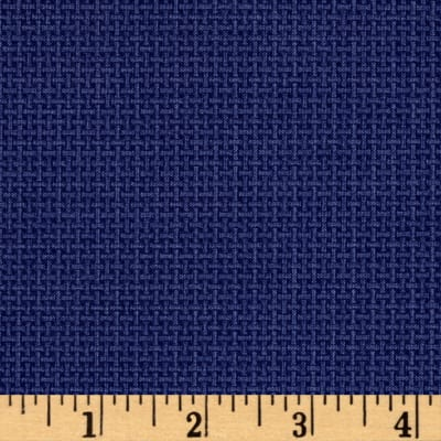 Chelsea Solid Navy Blue