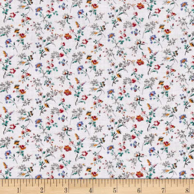 Windham Modern Country Multi Floral  Multi