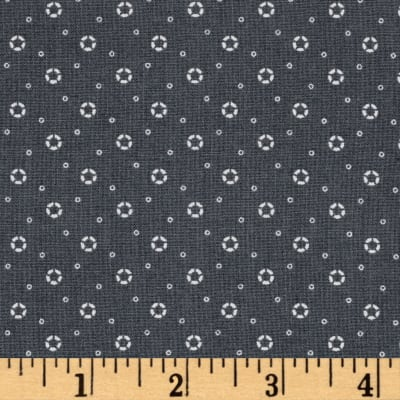 Windham Shirt & Tie Star Dot  Charcoal
