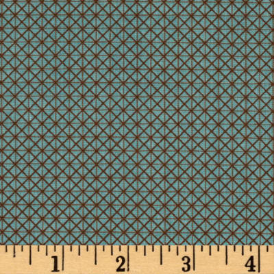 Windham Textured Leaves Graphic Texture  Teal