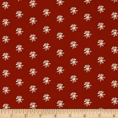 Windham Threads of Time Bouquet  Red