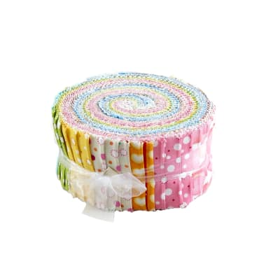 "A Miracle Pinwheel 2.5"" Strips"
