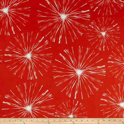 Premier Prints Indoor/Outdoor Sparks Orange