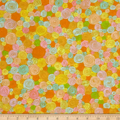 Kaffe Fassett Rolled Paper Yellow