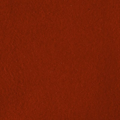 Luxury Wool Cashmere Melton Burnt Orange