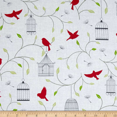 Songbird Birdcages Light Grey