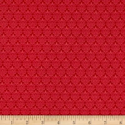 Songbird Small Damask Red
