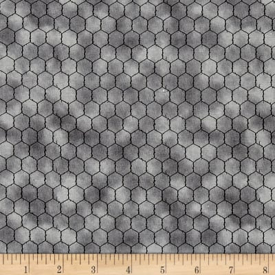 Farm To Table Chicken Wire Grey
