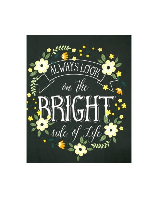 "Bright Side 35.5"" Panel Multi"