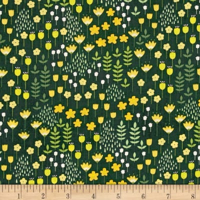 Bright Side Meadow Pine Green