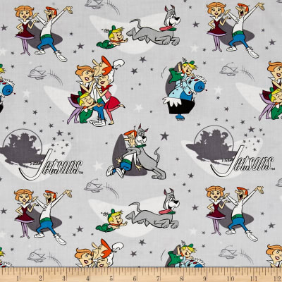 The Jetsons Family Love Grey
