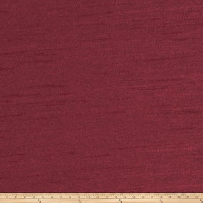 Trend 01697 Faux Silk Cranberry