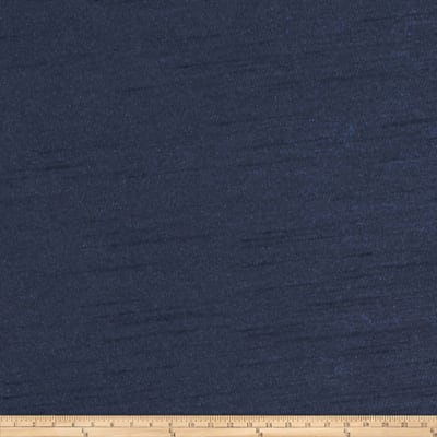 Trend 01697 Faux Silk Navy