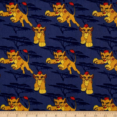 Disney Lion Guard Kion Navy