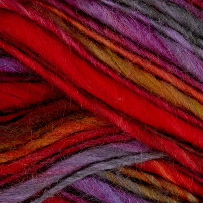 Red Heart Unforgettable Waves Yarn, Menagerie