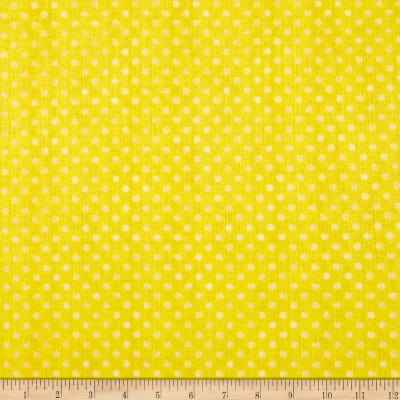 Essentials Brights Dotsy Bright Yellow