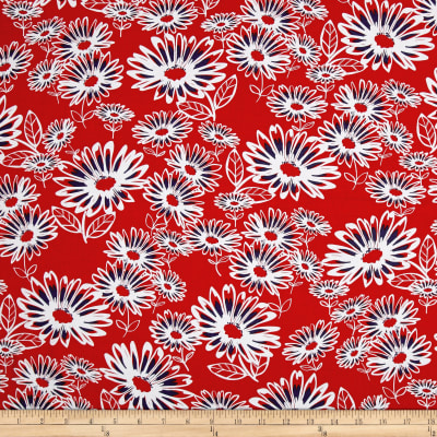 Kanvas Love American Style Daisy Jane Red