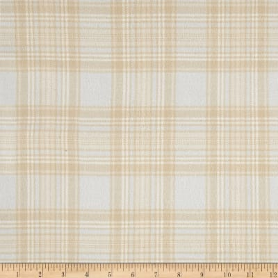 Marcus Primo Plaids Cool & Warm Large Plaid Tan