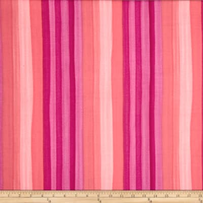 Moda Spectrum Ombre Stripes Popsicle