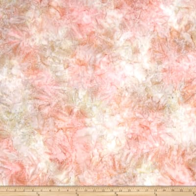 Kaufman Artisan Batiks Patina Handpaints Mottled Blush