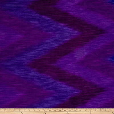 Timeless Treasures Ikat Plum