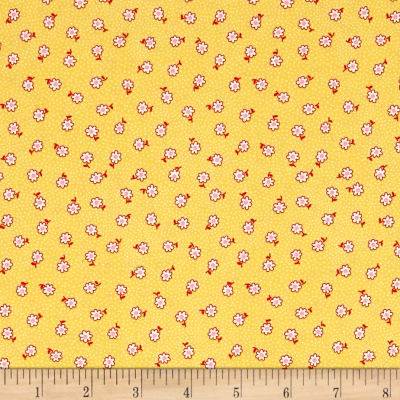 Penny Rose Toy Chest 2 Daisy Yellow