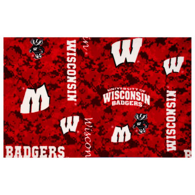 Collegiate Fleece Universtiy of Wisconsin Digital