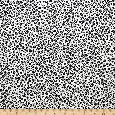 Fabric Follies Skin White/Black
