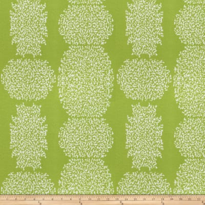 Kendall Wilkinson Beaded Batik Outdoor Lime