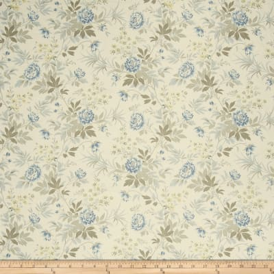 French General Florette Linen La Mer