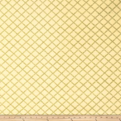 Lillian August Pageant Jacquard Chenille Lemon