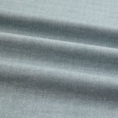 Zoom Linen Texture Grey Blue