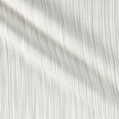Kaufman Cotton Boucle Solid White