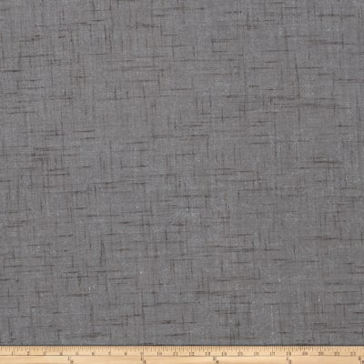 Fabricut Bolt Faux Silk Grey