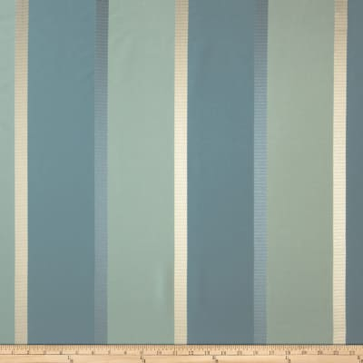 Fabricut Corsair Faux Silk Taffeta Atlantic