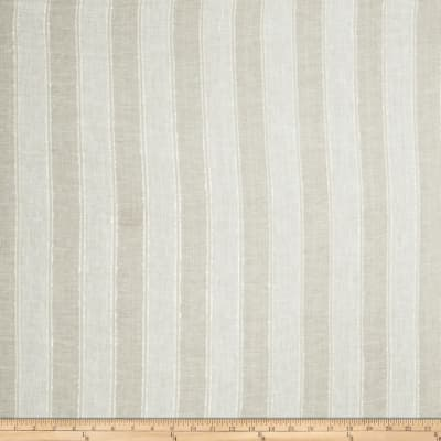 Fabricut Marvel Stripe Linen Natural