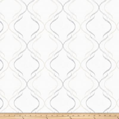 Fabricut Perseus Sheer Grey