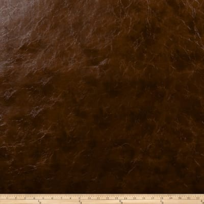 Jaclyn Smith 01862 Faux Leather Molasses