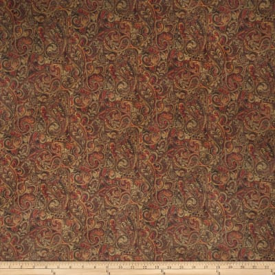 Jaclyn Smith 02126 Linen Blend Garden Spice