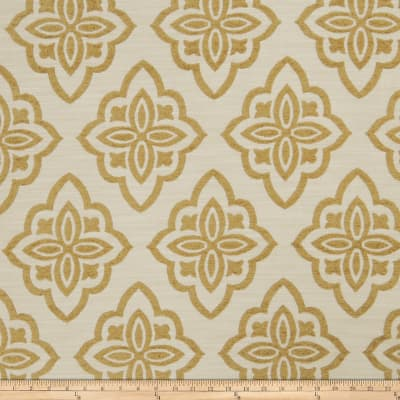Jaclyn Smith 02601 Chenille Jacquard Cashew