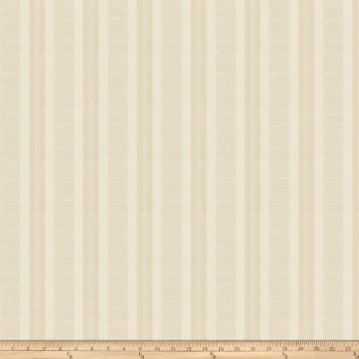 Trend 02906 Textured Jacquard Stripe Cream