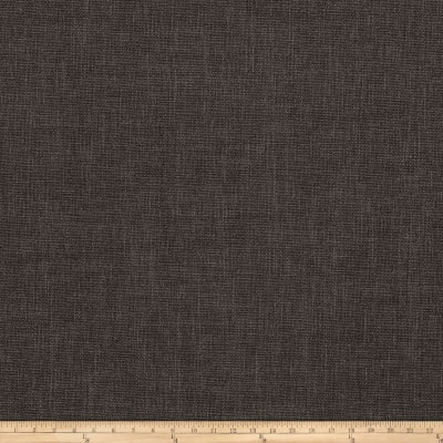 Vern Yip 03351 Linen Blend Solid Charcoal