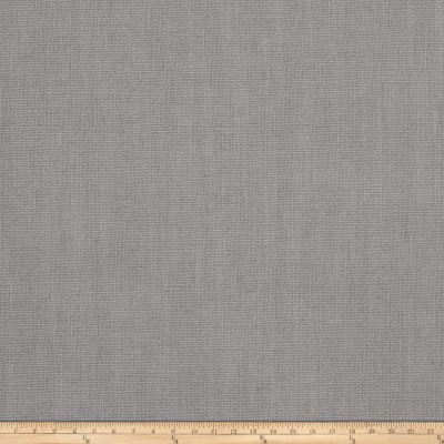 Vern Yip 03351 Linen Blend Solid Pewter