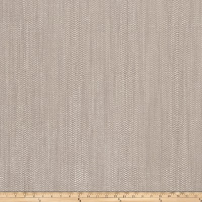 Vern Yip 03372 Herringbone Faux Linen Earth Sheen