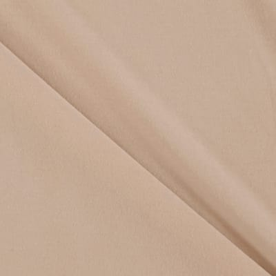 Fabric Merchants Cotton Lycra Spandex Jersey Knit Taupe