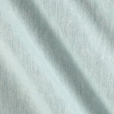 Kaufman Essex Yarn Dyed Linen Blend Aqua